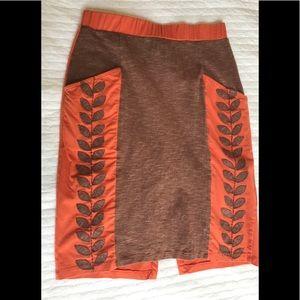 Synergy Organic Skirt Size S
